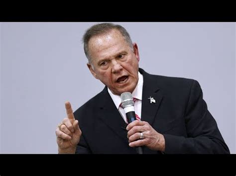 roy moore news conference roy moore caign holds news conference in alabama youtube