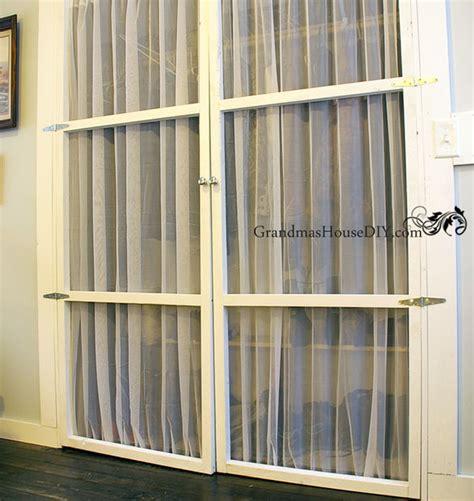 Building A Closet Door by How To Build Your Own Inexpensive Closet Doors