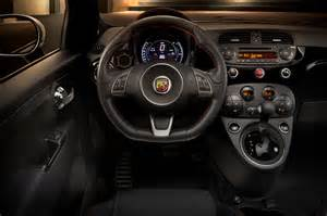 2015 Fiat 500 Abarth Automatic 2015 Fiat 500 Abarth Automatic Targets Broader Appeal