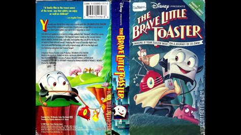 Opening To The Brave Little Toaster 1991 Vhs Opening To The Brave Little Toaster 1991 Vhs Youtube