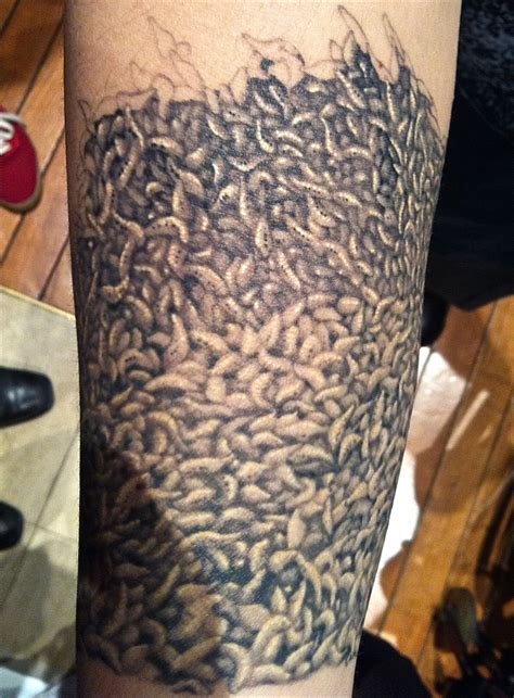 chainmail tattoo king of returns jonelle s only in japan
