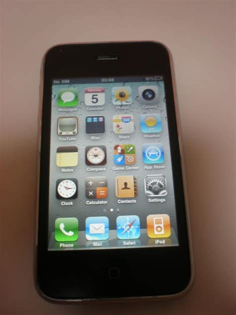 Handphone Iphone 3gs 32gb malaysia shopping auction lelong