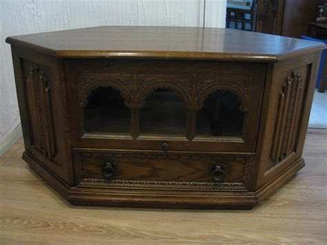 antique corner tv cabinet antique style corner tv cabinet freshwater sold wightbay