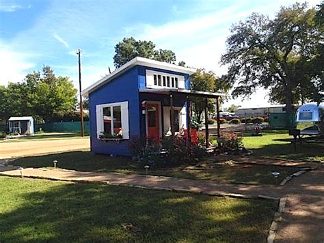 business creates tiny house community for homeless