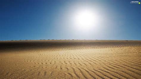Lighting Storms Desert Sky Sun Horizon For Phone Wallpapers 1920x1080