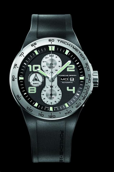 Porche Design Watches porsche design flat six specs pictures watches news