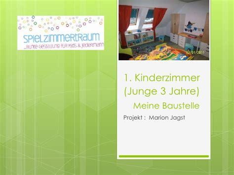 Kinderzimmer Junge 3 Jahre by Kinderzimmer Baustelle