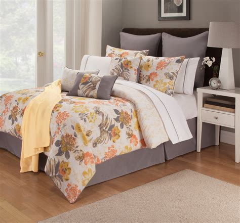 comforter sets sears 16 pc comforter set gardenia at sears