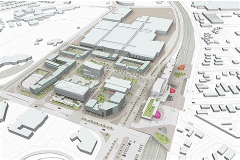 urban design competition winners proposition 3047 broadmeadows on behance