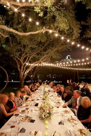 elegant backyard wedding reception dallas wedding nasher sculpture garden