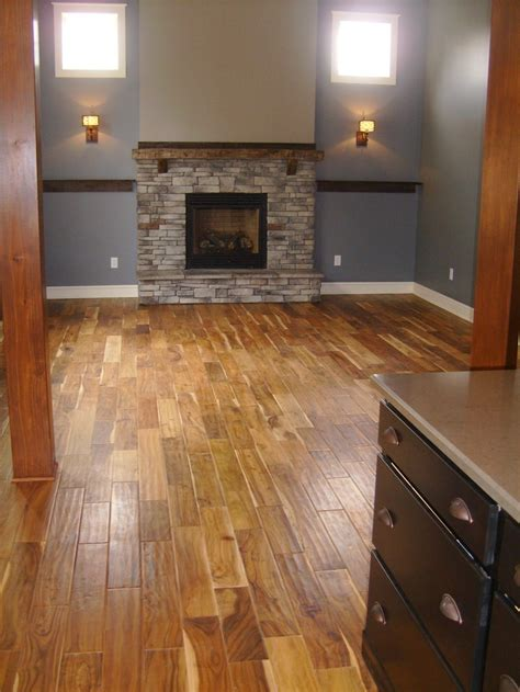 Tobacco Road Acacia Flooring by Tobacco Road Acacia 1 2 Quot Engineered From Lumber