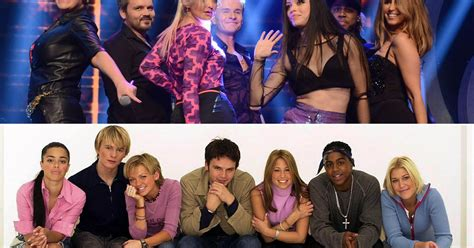 7 online com here and now s club 7 pictures then and now how children in need stars