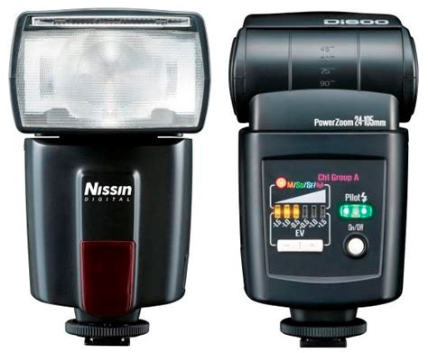 Nissin Di600 For Canonnikon nissin di600 ttl flashgun now available lighting rumours