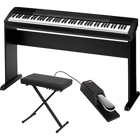 digital piano stand and bench casio cdp 130 digital piano with cs44 wood stand sustain