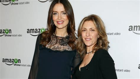 'Law & Order' Actress Saffron Burrows Reveals She Married