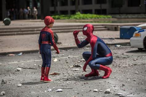 the amazing spider 2 andrew garfield kid 1 hypesphere