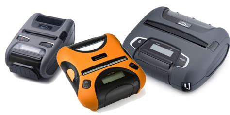 Rugged Printer by Woosim Rugged Mobile Printers The Rugged And Mobile