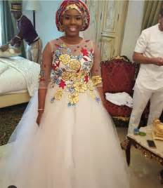 ankara dresses for weddings 15 beautiful ankara inspired wedding gown styles for