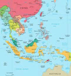 Map Se Asia by Map Of Southeast Asia Indonesia Malaysia Thailand