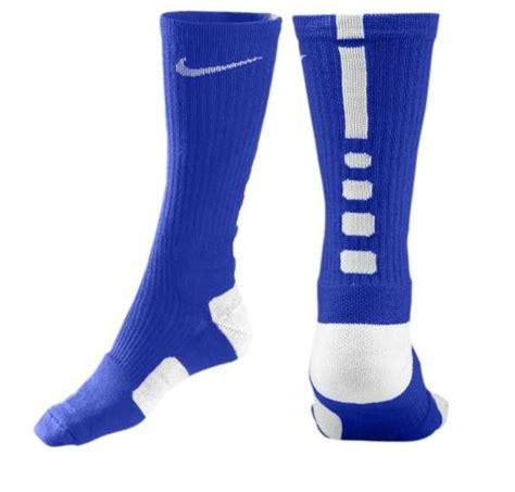 elite socks nike elite basketball crew socks now available eastbay