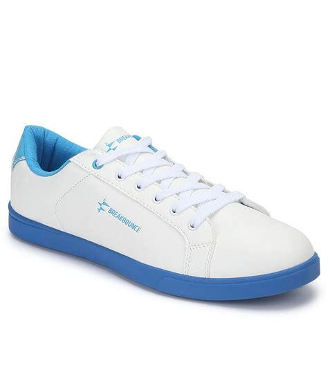 breakbounce euler white casual shoes buy breakbounce
