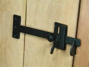 Door latch door thumb latch hardware