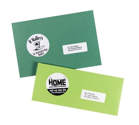 avery 6245 template avery foil mailing labels 3 4 x 2 1 4 gold 300 pack pk
