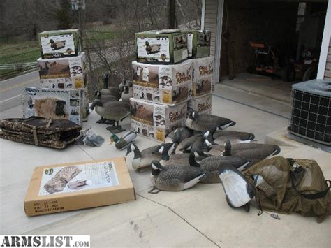goose hunting layout blinds sale armslist for sale decoys goose duck layout blinds