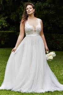 how to find the perfect wedding dress for your body shape