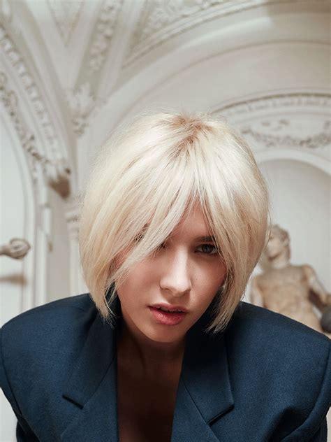 blonde fransige haare damen friseurcom