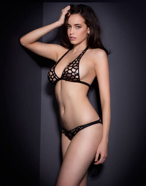 sarah stephens models agent provocateur s new collection sarah stephens on pinterest agent provocateur swimsuits