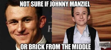 Johnny Football Meme - not sure if johnny manziel meme