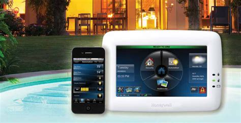 home touch honeywell security systems dealer in kansas city shield