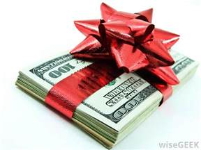 to be gifts the offices of arnette gift giving and federal income tax