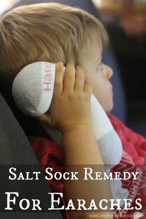 salt sock natural relief for ear infections abundant health soothing salt sock for earaches gesundheit