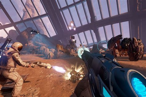 op ps4 how does farpoint s ps vr co op caign stand up polygon