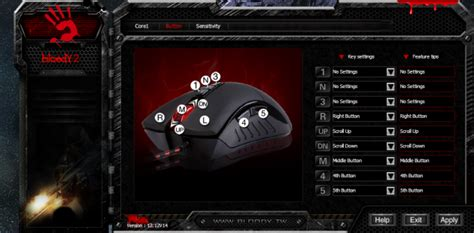 Mouse Macro Bloody a4tech v3 bloody gun3 gaming mouse review 171 icrontic