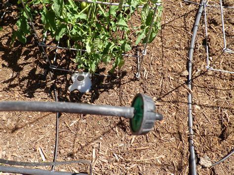 The Gardener S Spot How To Plan A Drip Irrigation System Drip Irrigation Systems For Vegetable Gardens