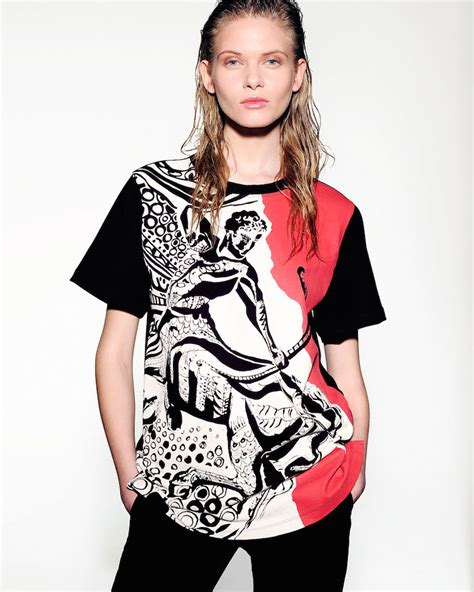 Emilio Pucci Roscone Print T Back Top It Or It by Emilio Pucci The Zodiac Tees Collection Exclusively At