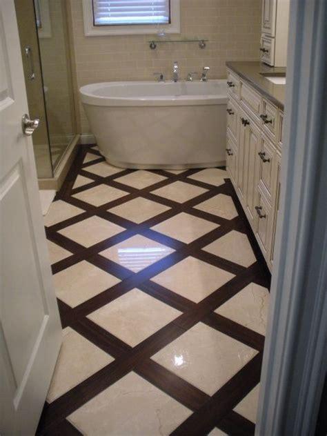 bamboo floor in bathroom master bath renovation bamboo flooring with 12 x 12 crema