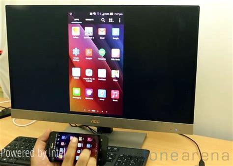 Usb Otg Asus Zenfone 2 asus zenfone 2 usb otg and miracast demo