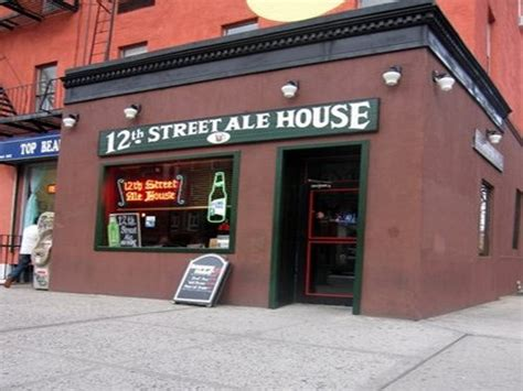 Ale House 192 by Join The Happy Hour At 12th Ale House In New York