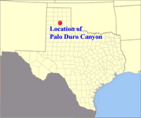 palo duro texas map you you re in texas when the optics talk forums page 235
