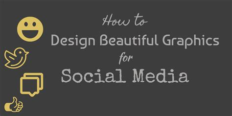 Design Graphics For Social Media | how to design stunning graphics for facebook pinterest
