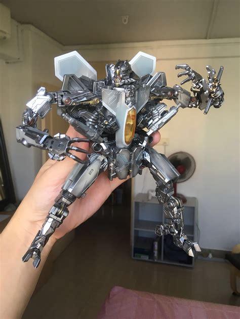 transformers studio series starscream custom toys