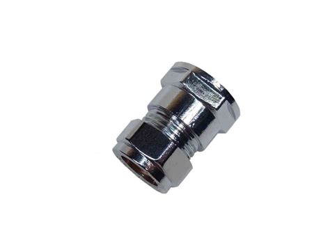 chrome themes not fitting chrome plated 15mm compression x 1 2 inch bsp female