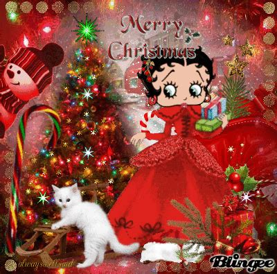 betty boop merry christmas betty boop pictures betty boop betty boop cartoon