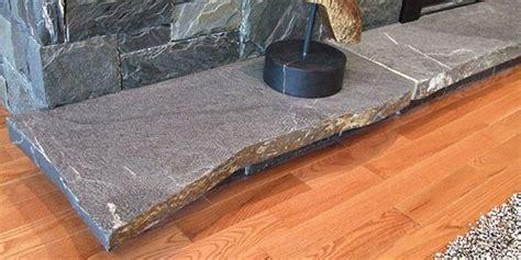 1 Inch Thick Slate Floor Hearth - custom cut products k2