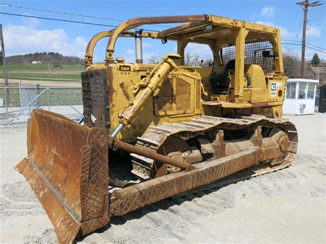 Carco Background Check Reviews 1984 Caterpillar D7g Dozers Crawler For Auction At Machinerytrader