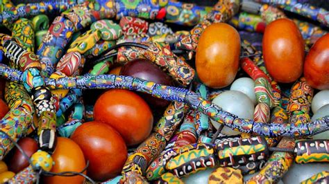 Antique Beads, African Trade Beads, Ancient Beads, Tribal